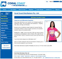Coral Coast Distributors Pty. Ltd.
